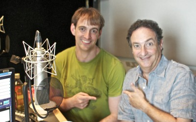 Jeff Potter, author of Cooking for Geeks, with Ira Flatow, host of NPR's Science Friday