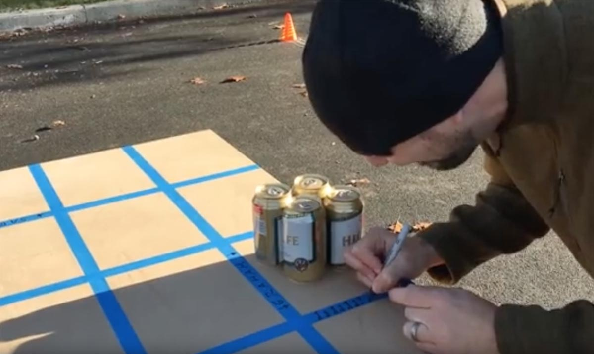 Beer Mile: Four Beers, Four Laps—Why?!