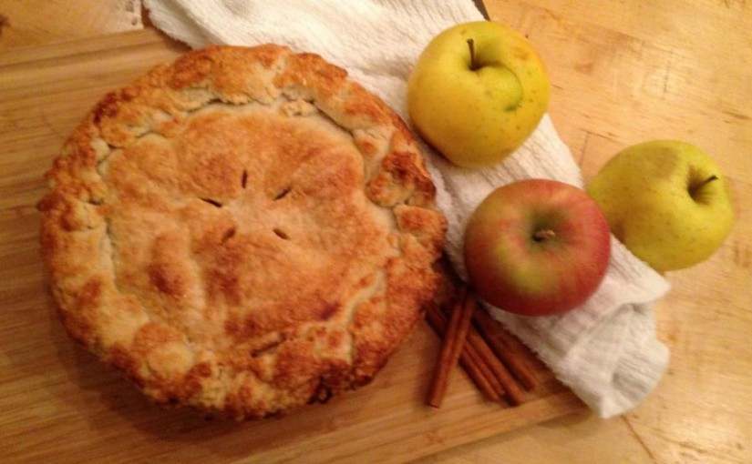 Appleless Apple Pie