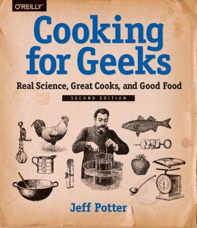 Buy Cooking for Geeks on Amazon