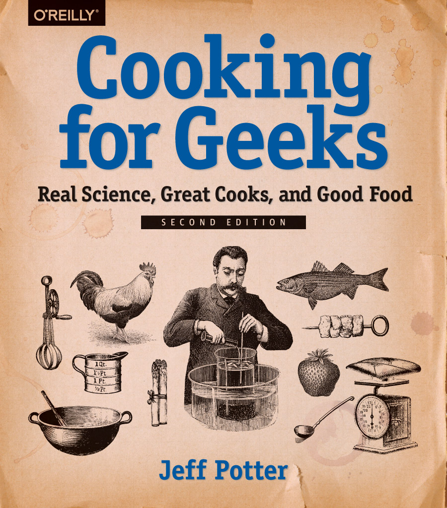 Cooking for Geeks - Second Edition, English